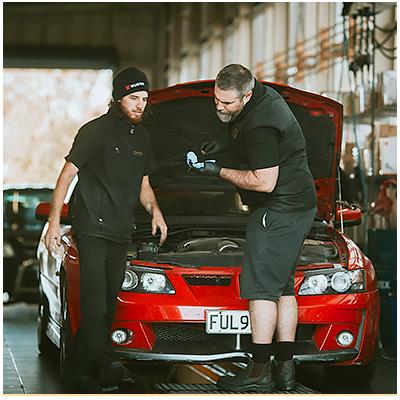 Oil Change & Car Service Napier