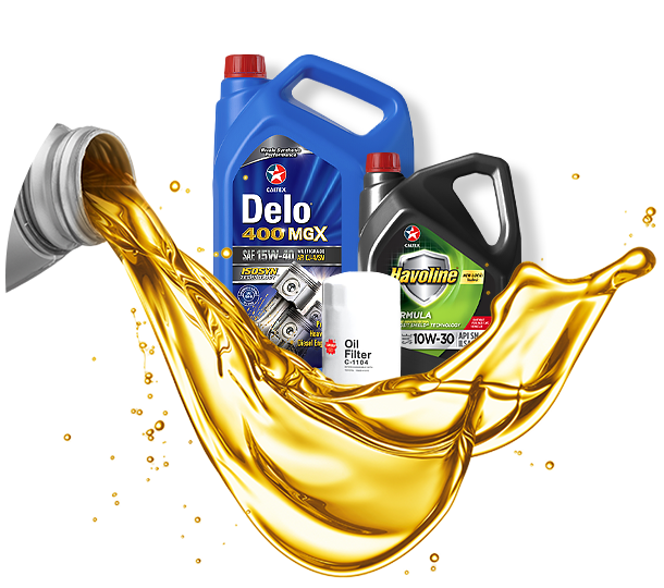 Oil and Filter Service Package